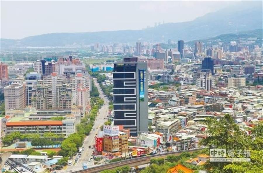 台灣房價為何高漲?(本報系資料照片)
