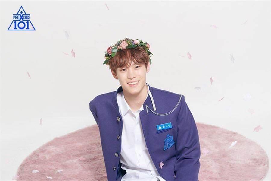 韓國選秀節目《Produce X 101》大型經紀公司JYP也派出練習生尹瑞彬,沒想到節目播出後他立刻被起底黑歷史。(圖/翻攝自官網)