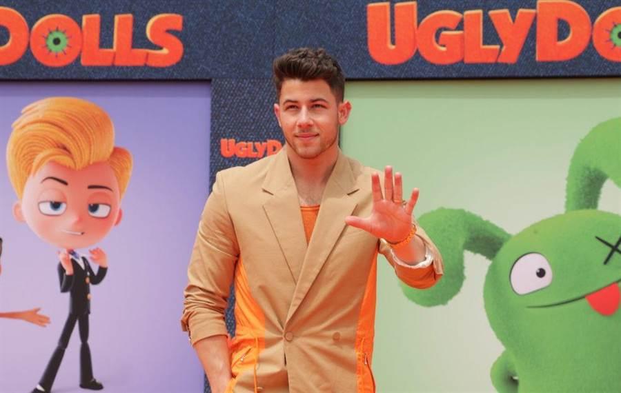 尼克強納斯(Nick Jonas)為動畫配音,盼分享給未來的孩子。(CatchPlay提供)