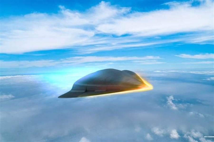 雷神公司的高超音速滑翔體,屬於TBG。(圖/雷神)