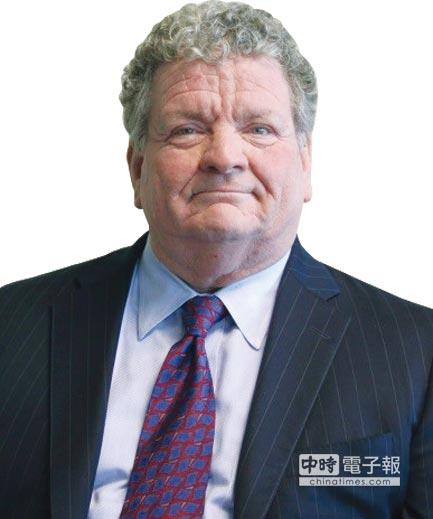 鋒裕匯理全球高收益債基金海外顧問鋒裕匯理美國高收益債團隊共同主管Kenneth J. Monaghan。圖/鋒裕匯理提供