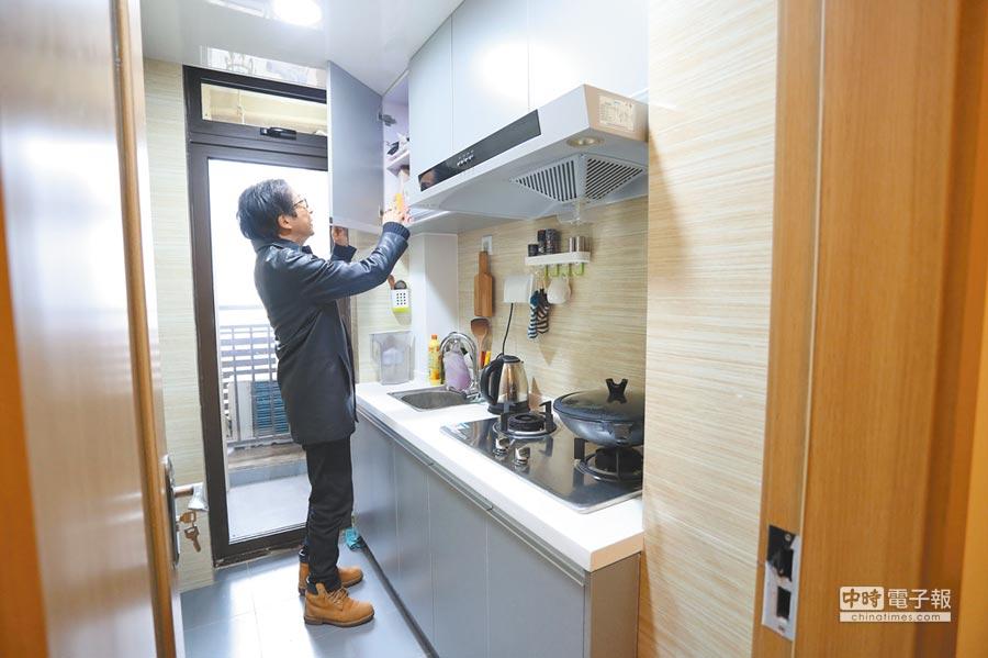 上海住房難、租房貴等現實原因,已成為台灣青年留滬創業、就業的一大難題。為了切實解決這一難題,楊浦成為上海率先推行該項惠台政策的城區。(中新社)