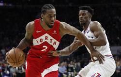 NBA》沃神爆里歐納德二選一 湖人被排除