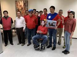 陳水扁9日大直典華演講餐會 周錫瑋號召抗議