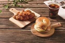 日式文青咖啡店推早午餐!「黃金地瓜貝果」飄台味