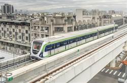 捷運綠線明年底前全線通車 藍線規畫案啟動