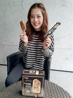 全聯新冰霸主 小美黑糖珍奶雪糕1.5月賣15萬支