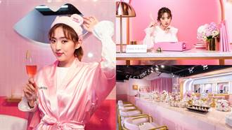 韓國原汁原味空運來台 粉紅風暴席捲美妝圈