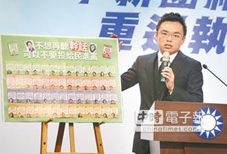 綠議員轟韓後集體退席 洪孟楷:作秀不做全場