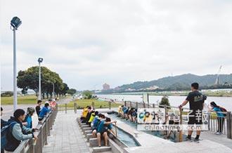 台北國際龍舟賽 陸上訓練基地首曝光