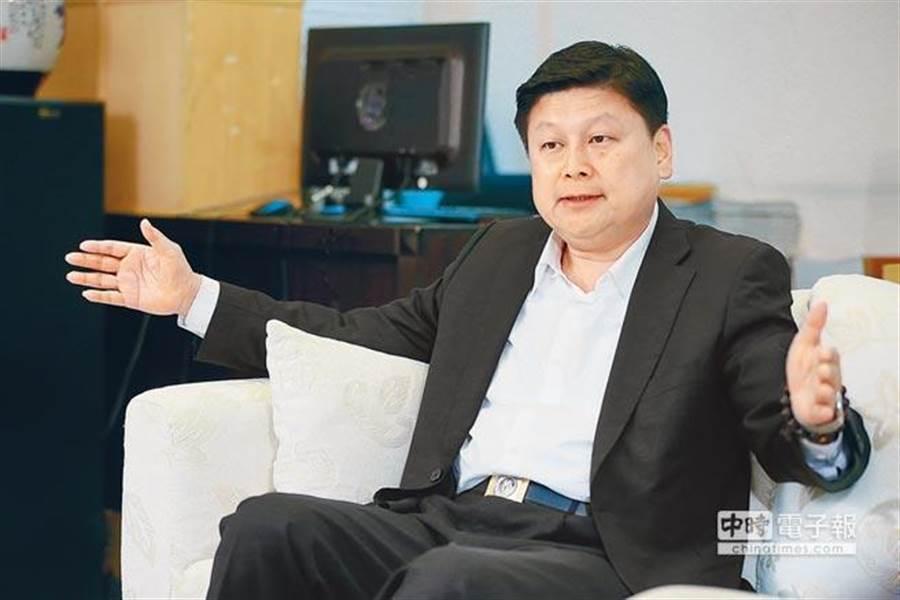 前花蓮縣長傅崐萁。(本報資料照片)