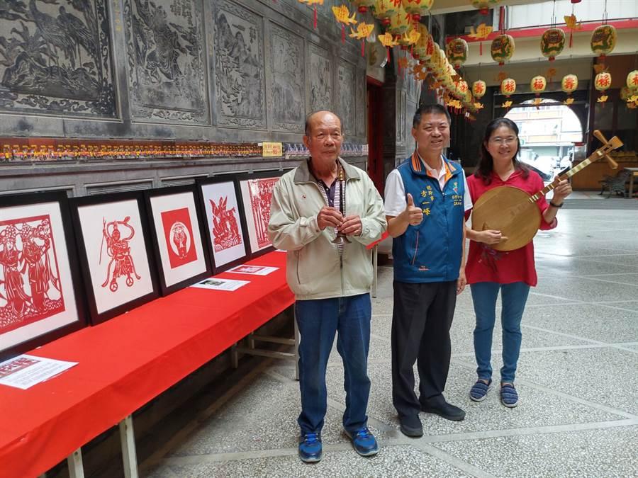 西港慶安宮將於18日起一連3天舉辦西港刈香文化季活動,慶祝千歲爺聖誕,並傳承地方文武陣頭文化,還首度加入太平歌陣大會親活動,精彩可期。(莊曜聰攝)