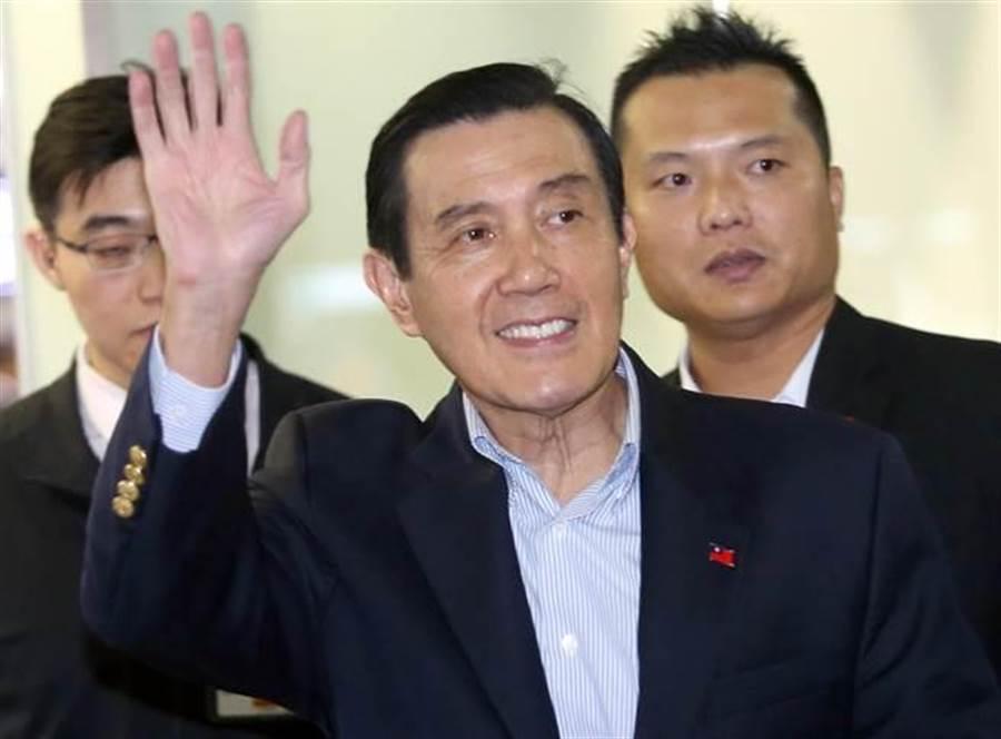 國家機密保護法修正通過,對前總統馬英九出國是否受限備受關注。(本報系資料照)