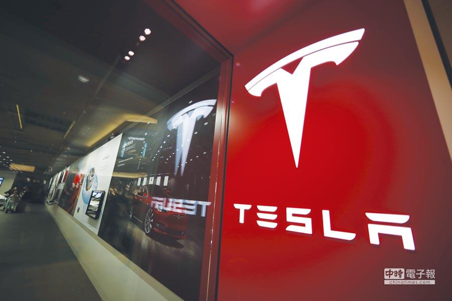 貿聯的產品線廣泛,儘管「特斯拉」的車用電源線束是名聲最大,但占比並非太高。圖/美聯社