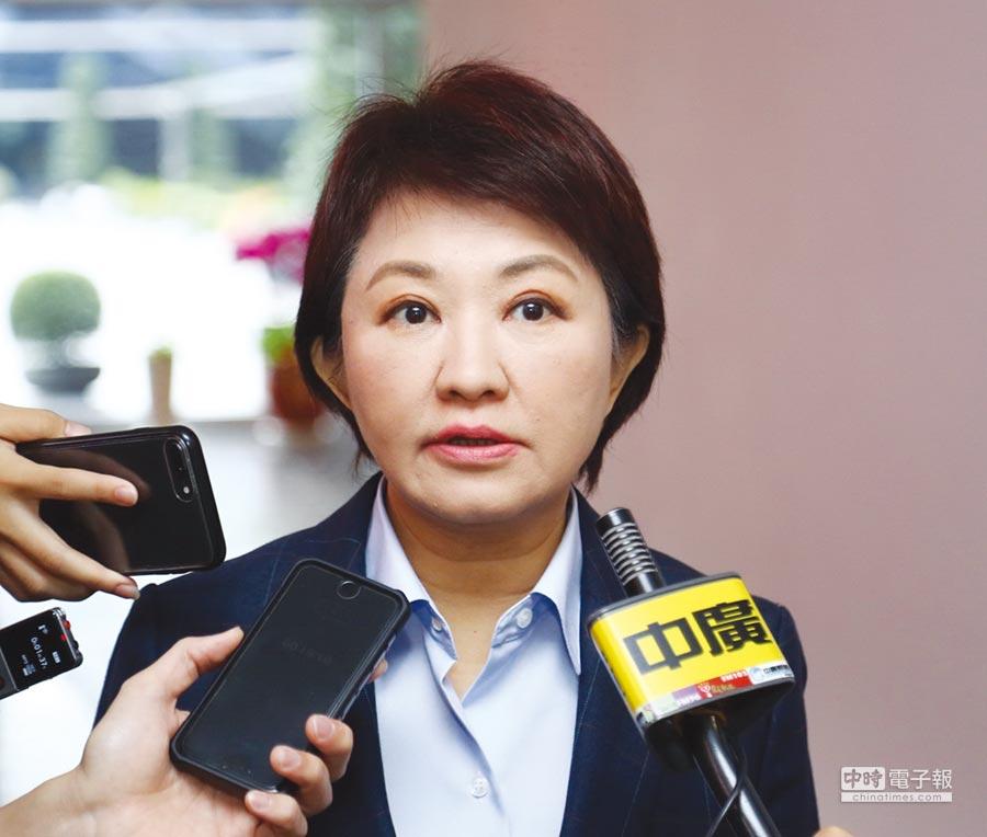 台中市長盧秀燕。圖/本報資料照片