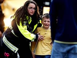 美中學爆槍擊釀1死 1兇嫌未成年