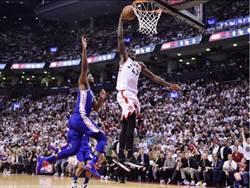 NBA》暴龍大勝聽牌 林書豪飆進三分