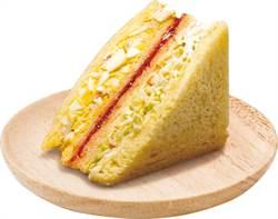人氣歌謠三明治快閃 板橋大遠百每日限量1500個