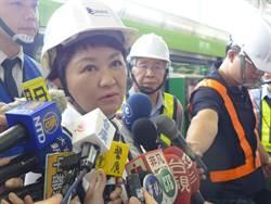 盧秀燕談台中機場遭綠議員批評 盧:維護中部權益