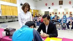 藍基市立委初選登記截止 藍、韓加入「4搶1」