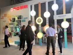 中電開發智慧照明首度在台北國際照明展亮相