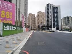 竹科車站步行空間升級 添設無障礙友善空間