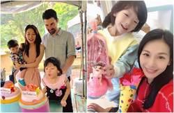 女兒3年半換4間幼稚園 艾莉絲吐不捨:不容易