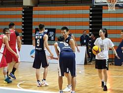 亞洲大學三對三籃賽》開賽被打5比0 政大逆轉克蒙古