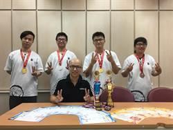 拳法樸實實用 南華大學縱鶴拳全台武術比賽奪佳績