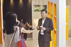台商鮭魚返鄉 麗光科技參加台北照明展