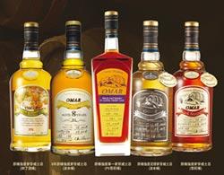 舊金山烈酒競賽 OMAR威士忌揚威