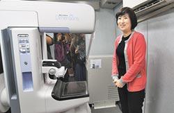 過來人饒慶鈴 籲定期攝影篩乳癌