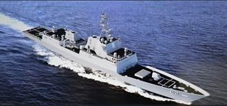巴斯鋼鐵提供未來巡防艦草案 如縮小版伯克級