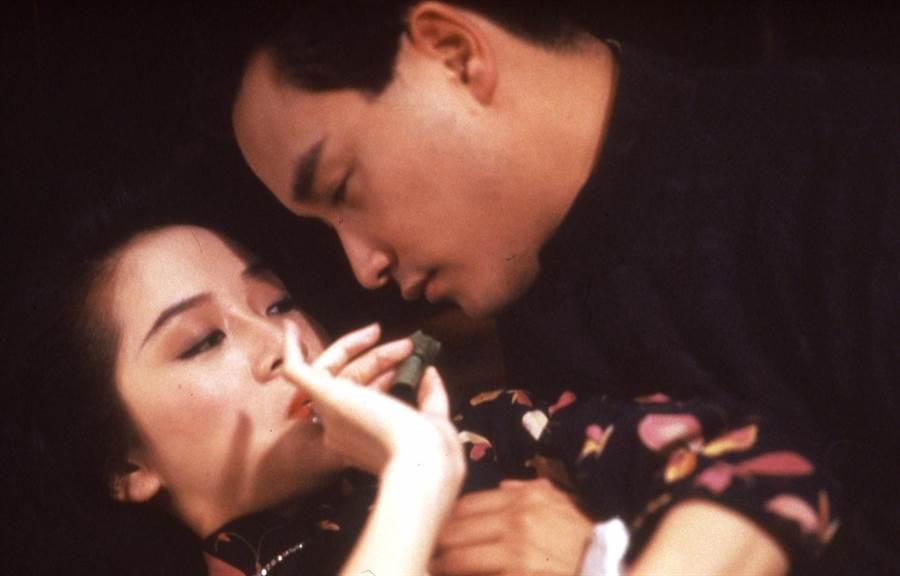 梅艷芳為新藝城加拍一部電影,換取張國榮的演出。甲上娛樂提供