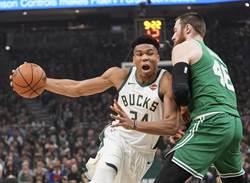 NBA》綠軍潰敗!公鹿率先闖進東區冠軍賽