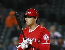 MLB》大谷翔平一安難求 開刀肘還遭球吻