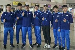 中華男子接力隊赴日拚世錦賽門票