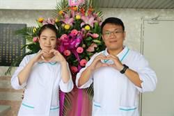 弘光科大護理生加冠 女大生車禍重生盼學成助人