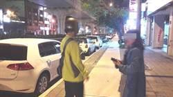 台中女車主記錯停車地點 以為遭竊