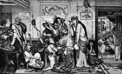 世界最早女奴拍賣 扒光衣褲供挑選