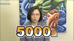 台商回台投資提前達標    蔡英文再下目標:「全年5000億」