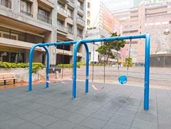尿布式鞦韆 盪進新竹特色公園