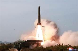 韓情報院:北韓試射新型飛彈