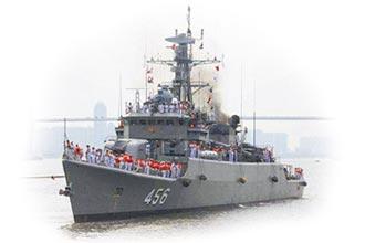 藍色突擊 中泰2019海上聯訓