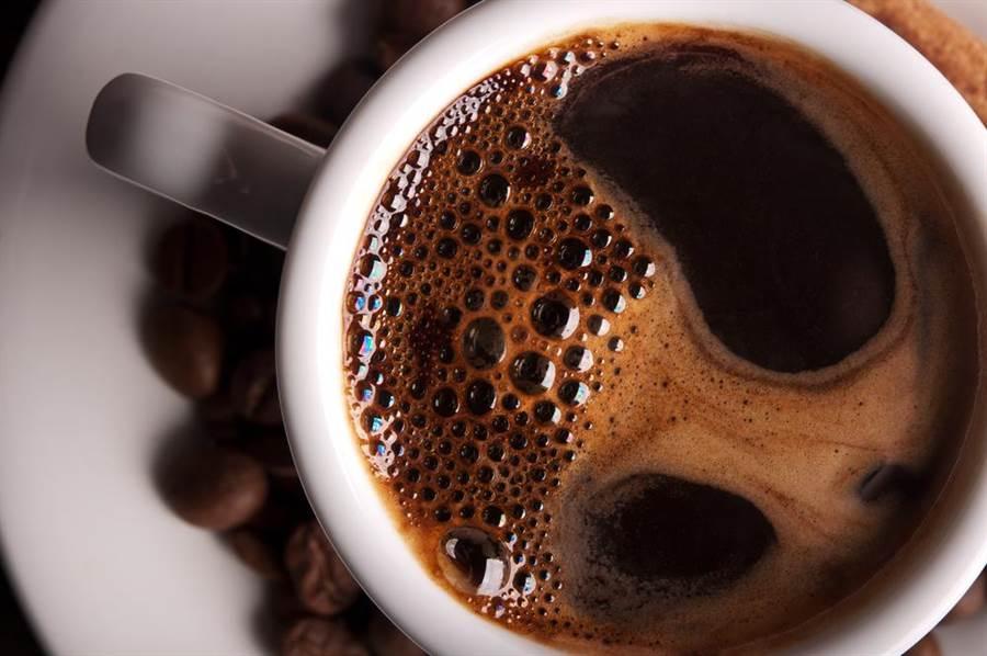 有研究指出,喝咖啡心悸,元兇不是咖啡因。(達志影像)