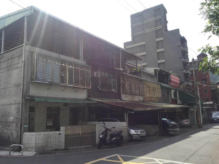 南港區新光段危老都更案,原地上物為2層樓透天建築。