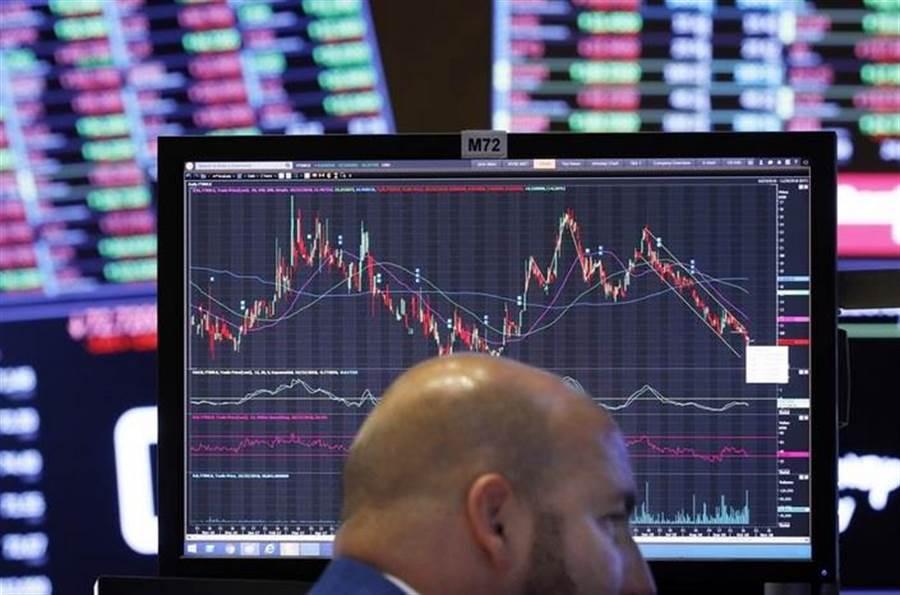 貿易戰戰火重燃,造成金融市場劇烈動盪。(美聯社資料照片)