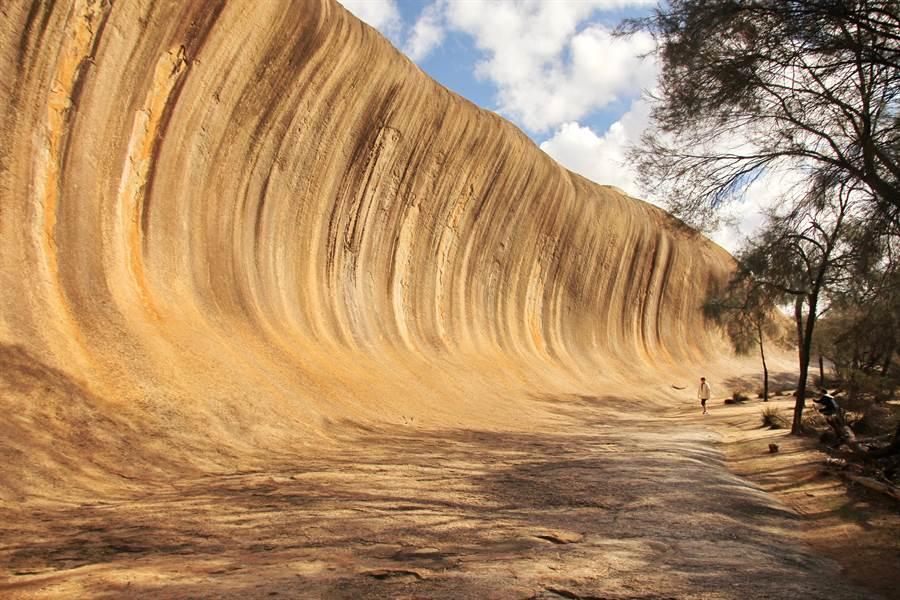 世上最神祕海浪 屹立不搖27億年(示意圖/達志影像)