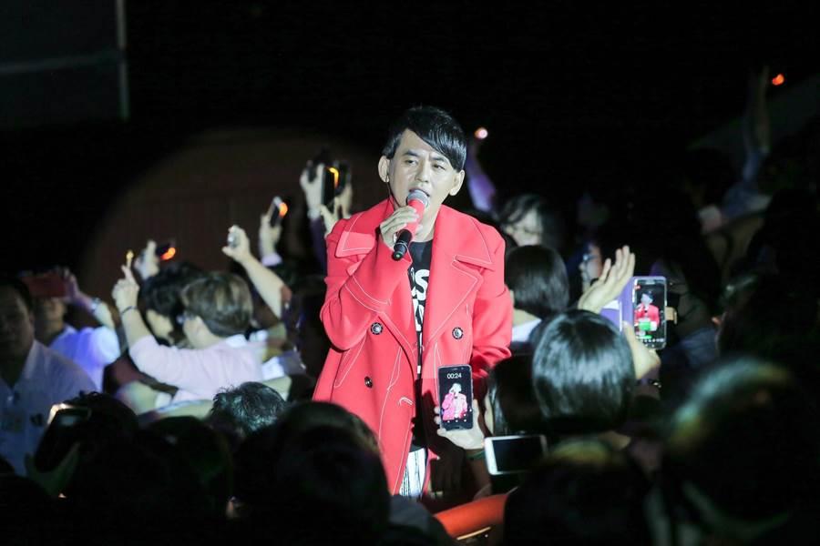 国际护师节公益演唱会今晚开唱。