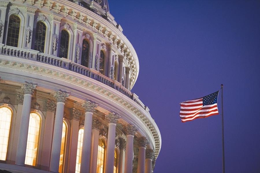 陸美貿易戰關鍵時刻,美國眾議院無異議通過「台灣保證法」。(美聯社)